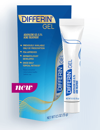 Review Differin Gel 0 1 Engineering Beauty