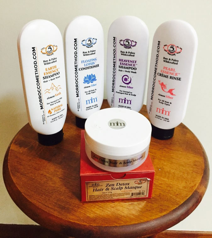 Review Morrocco Method Hair Care Range Engineering Beauty